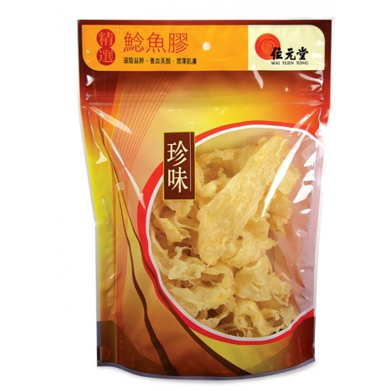 Selected Dried Fish Maw